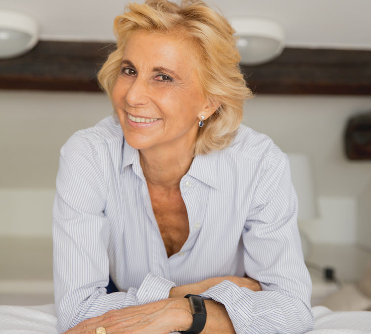CRISTINA MACH DI PALMSTEIN PRADA TEACHER AND TRAINER OF THE GRINBERG METHOD